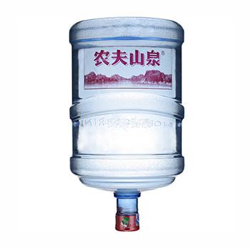 农夫山泉天然山泉水 25元/桶