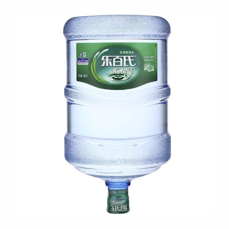 乐百氏天然纯净水 20元/桶
