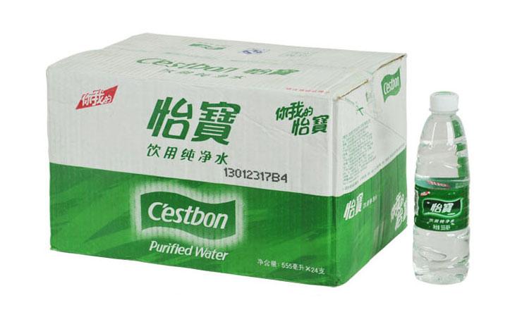 怡宝纯净水 36元/桶