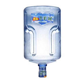 精品羊城纯净水 12元/桶