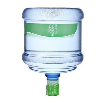 屈臣氏蒸馏水3加仑 32元/桶