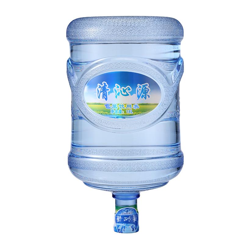 清沁源纯净水