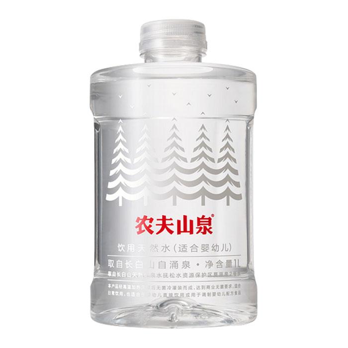 农夫婴儿水1L*12瓶