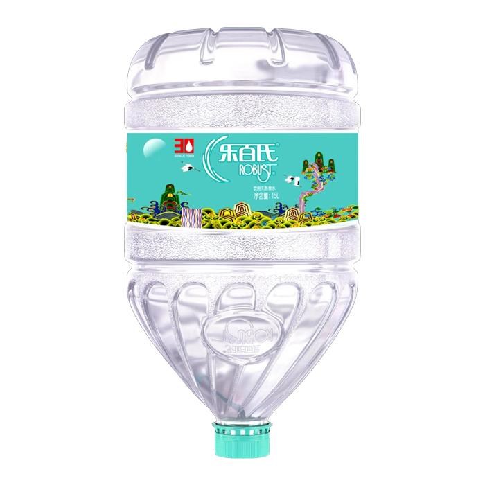 乐百氏饮用天然泉水15L(一次性桶)